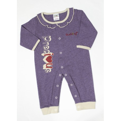 NOMOS Anti-Mosquito Apparel Jumper Girl - Purple