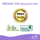 Bubs Organic® Grass Fed Toddler Milk Stage 3 800g (FREE Toothy Rusk)