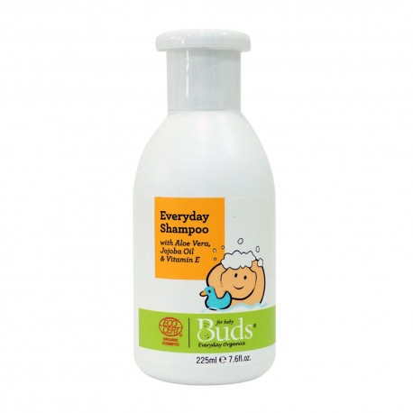 Buds Everyday Organics Everyday Shampoo 225ml