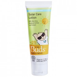 Buds Everyday Organics Solar Care Lotion 75ml