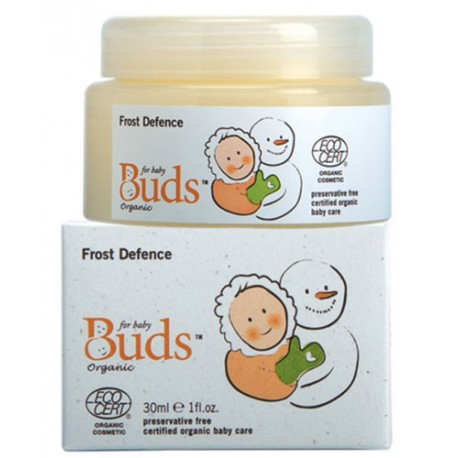 Buds Organic Frost Defence 30ml