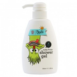 Buds for Kids Tutty Fruity Shower Gel