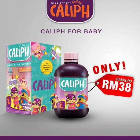 Caliph Juice Stage 1