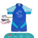 Cheekaaboo Kiddies Suit Thermal Swimsuit - Surfer (Summer Paradise)