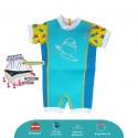 'Cheekaaboo Chittybabes Thermal Swimsuit - Camper Van (Summer Paradise)'