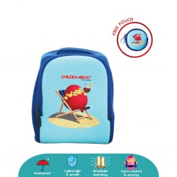 Cheekaaboo Lil Explorer Neoprene Backpack (Cheeky)