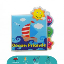 'Cheekaaboo Bath Book (Ocean Friends)'