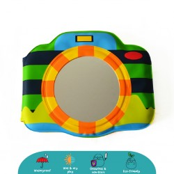 Cheekaaboo Bath Book (Camera)