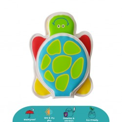 'Cheekaaboo Bath Book (Turtle)'