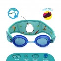Cheekaaboo [Summer Paradise] Kids / Children Booggles - Untangleable Goggles - Surfer (Summer Paradise)