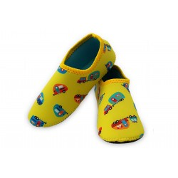 Cheekaaboo Beach Socks - Camper Van (Summer Paradise)