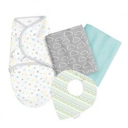 Summer Infant SwaddleMe Gift Set