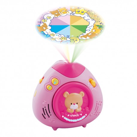 Vtech Lullaby Teddy Projector (Pink)