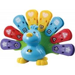 Vtech Feathers and Feelings Peacock
