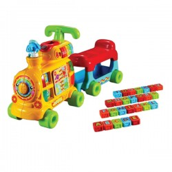 Vtech Push And Ride Alphabet Train - BB