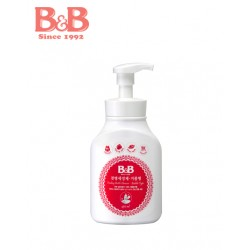 B&B Feeding Bottle Cleanser (450ml) - Bubble Type