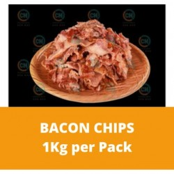 CN Frozen Bacon Chips (Sold per Kg) CN Frozen Frozen Pork Ham Non Halal