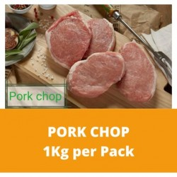 CN Frozen Pork Chop (Sold per Kg) CN Frozen Non Halal Pork Fillet Frozen Meat