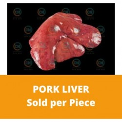 CN Frozen Pork Liver (Sold per Piece) CN Frozen Intestines Non Halal Frozen Meat