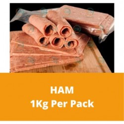 CN Frozen Ham 1kg per Pack CN Frozen Meat Non Halal Bacon Pork