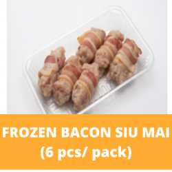 CN Frozen Bacon Siu Mai 培根烧卖 (6 Pcs) (Sold per Pack)