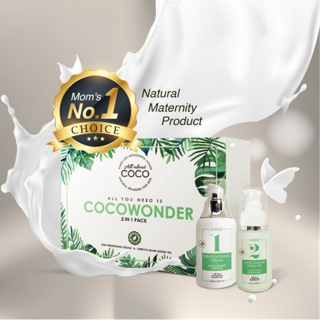All About Coco - Coco Wonder 2 in 1 Pack