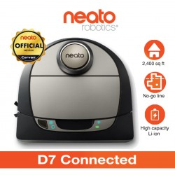 Neato Robotic D7 Connected Vacuum Cleaner (Official by Corvan)