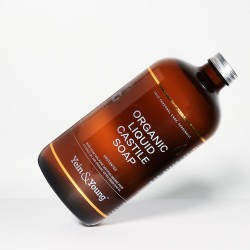 Yein&Young Organic Castile Liquid Soap - Unscented - 1000ml
