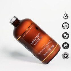Yein&Young Organic Lotion - Unscented - 1000ml