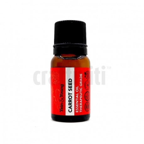 Yein&Young Carrot Seed - Essential Oil - 10ml