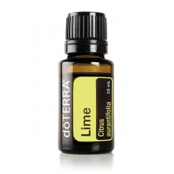 doTERRA Lime Essential Oil - 15 mL