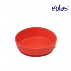 Eplas Baby Suction Bowl - Silicone (ESL-B01/Red)