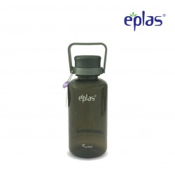 Eplas Leisure Water Bottle with Handle 1000ml (EGCP-1000BPA/Black)