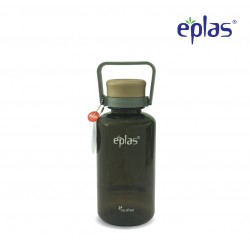 Eplas Leisure Water Bottle with Handle 1000ml (EGCP-1000BPA/Brown)