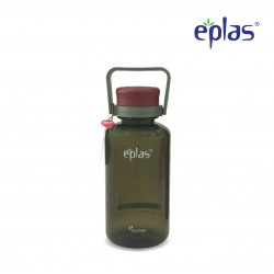 Eplas Leisure Water Bottle with Handle 1000ml (EGCP-1000BPA/Red)