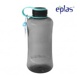 Eplas Big Water Bottle with Handle 1500ml (EGG-1500BPA/Black)