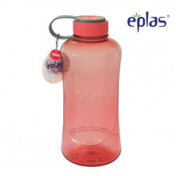 Eplas Big Water Bottle with Handle 1500ml (EGG-1500BPA/Pink)