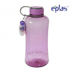 Eplas Big Water Bottle with Handle 1500ml (EGG-1500BPA/Purple)