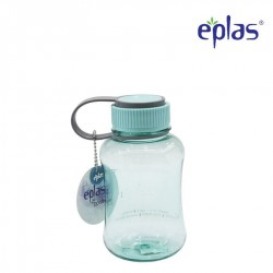 Eplas Kids Water Bottle with Handle 550ml (EGG-550BPA/Blue)