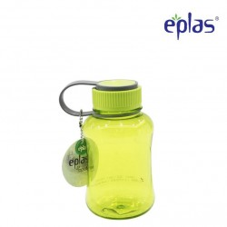 Eplas Kids Water Bottle with Handle 550ml (EGG-550BPA/Green)