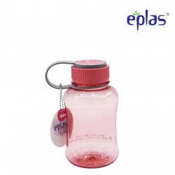 Eplas Kids Water Bottle with Handle 550ml (EGG-550BPA/Pink)