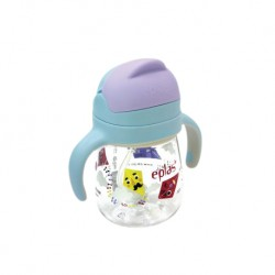 Eplas Baby Anti-Choke Sippy Cup with Straw 350ml (EGQ-350BPA-2Kite)