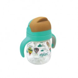 Eplas Baby Anti-Choke Sippy Cup with Straw 350ml (EGQ-350BPA-4Balloon)