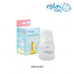 Eplas Baby Bottle (Wide Neck) BPA FREE (EBB-N2203)