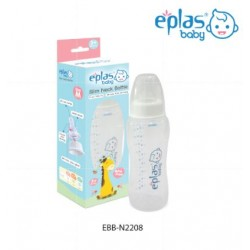 Eplas Baby Bottle Slim Neck (9oz/250ml) BPA FREE (EBB-N2208)