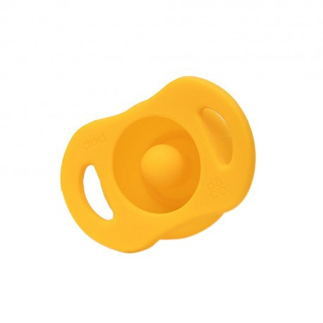 Doddle & Co The Pop Pacifier - Chin Up, Buttercup