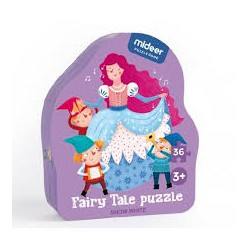 Mideer Fairy Tale Puzzle (Snow White)