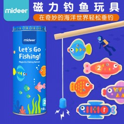Mideer Magnetic (Fishing Game)