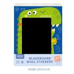 MiDeer Wall Sticker Blackboard (Dinosaur)
