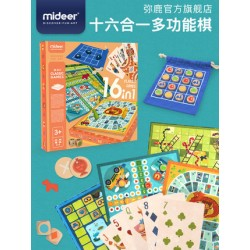 Mideer 16 in 1 Classic Game